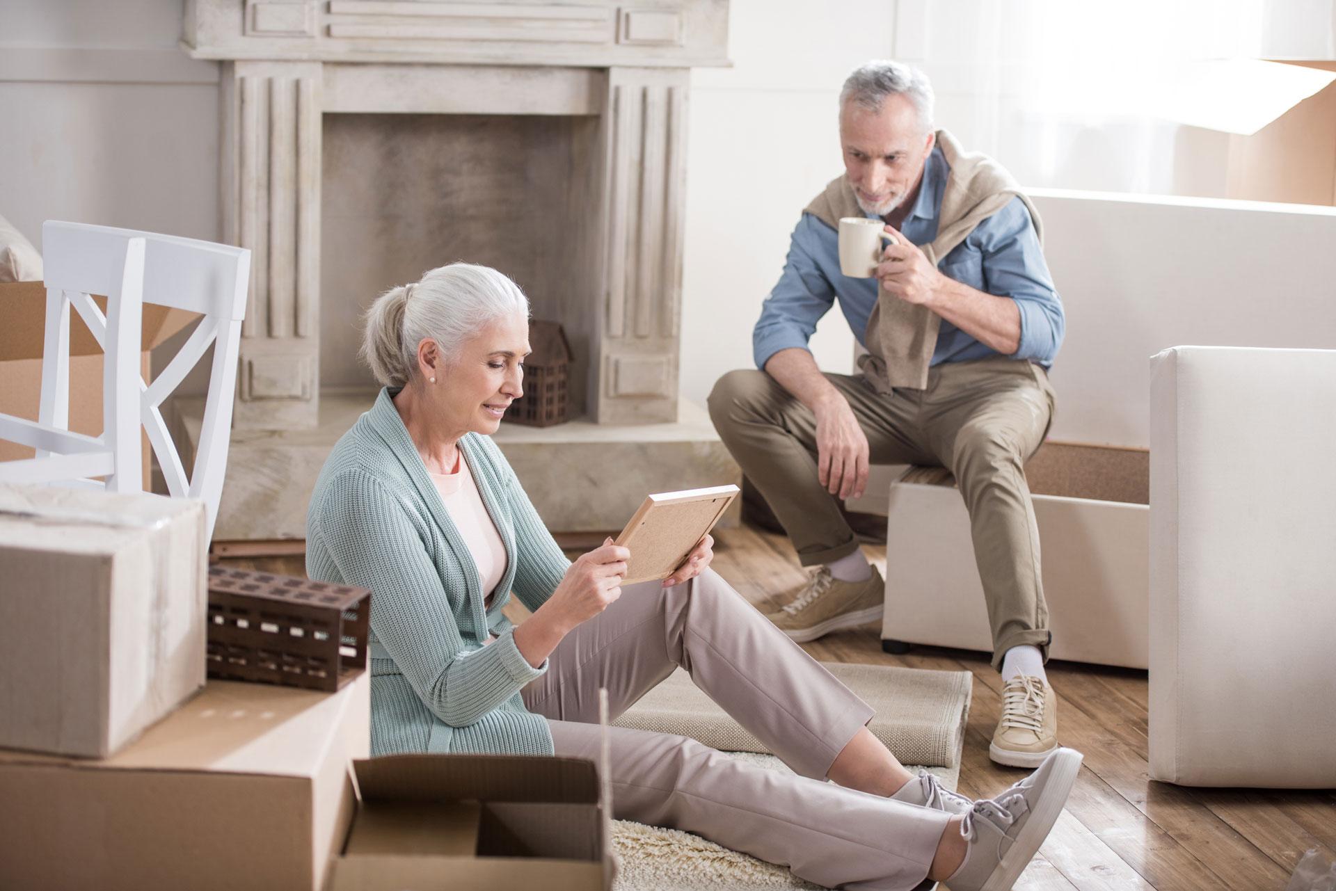 Wir erledigen Ihren Seniorenumzüge in Witten