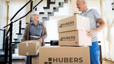 Umzugsfirma, Umzugsunternehmen, Umzugsservice für Ihren Seniorenumzug in Herne