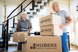 Umzugsfirma, Umzugsunternehmen, Umzugsservice für Ihren Seniorenumzug in Witten